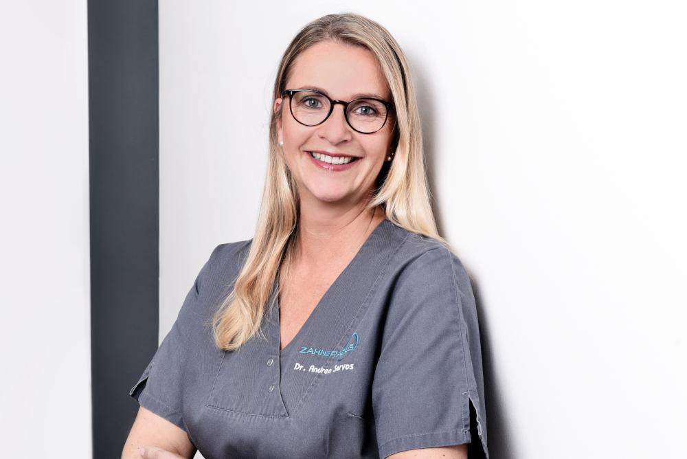 Dr. med. dent. Andrea Servos